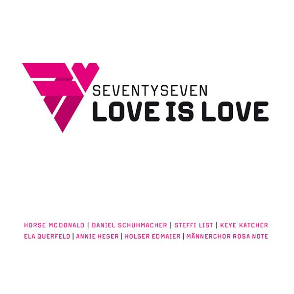 77 Love is Love!