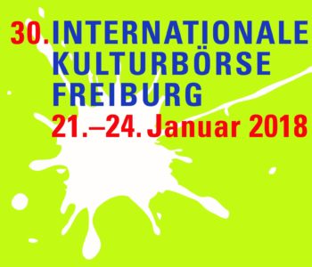 +++INTERNATIONALE KULTURBÖRSE FREIBURG +++